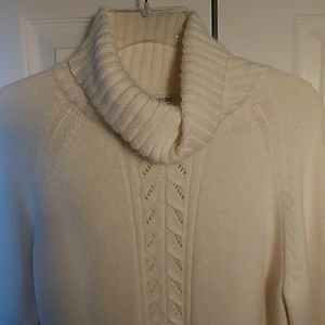 St John's Bay Cowl Neck Sweater